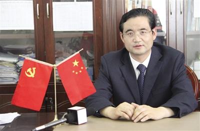 中共海西州委书记 文国栋